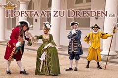 Hofstaat zu Dresden
